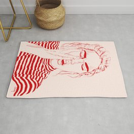 Clear Line Rug