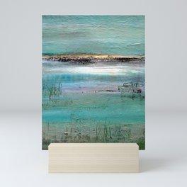 Baie de Somme Mini Art Print