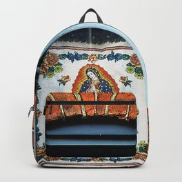 Our Lady of the Window Backpack
