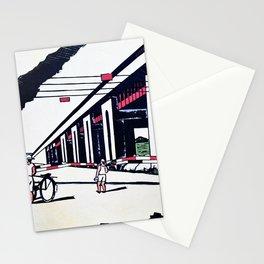 Senju, Suehiro Town - Digital Remastered Edition Stationery Cards