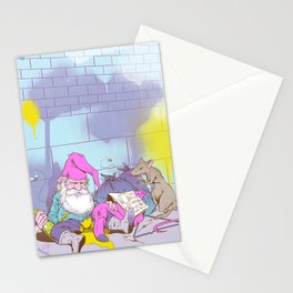 Gnomeless Stationery Cards
