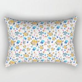 Ocean Life Rectangular Pillow