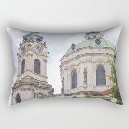 Church in Prague Rectangular Pillow