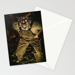 Willard - The Dark Crop Haunted Corn Maze Stationery Cards