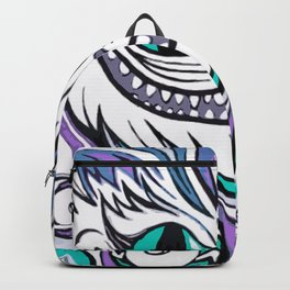 Chesire Smile Backpack