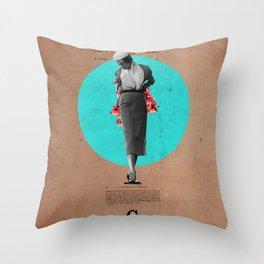 La Grande Époque Throw Pillow