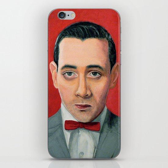 Pee-Wee Herman, A portrait iPhone & iPod Skin