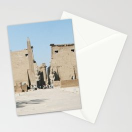 Temple of Luxor, no. 11 Stationery Cards