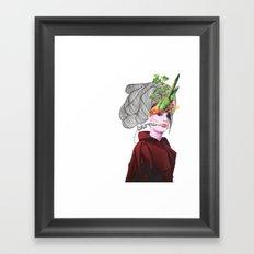 loro eres Framed Art Print
