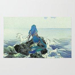 Beauty Mermaid Rug