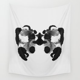 Form Ink Blot No. 20 Wall Tapestry
