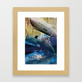 We Make a Sir out of You Framed Art Print