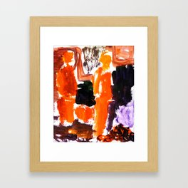 It Shall Be As You Wish Framed Art Print