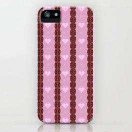 Pink Locket iPhone Case