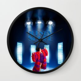 Jersey Shore Dreamgirl Wall Clock