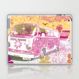 girl camper Laptop & iPad Skin
