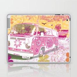 girl camper Laptop & iPad Skin