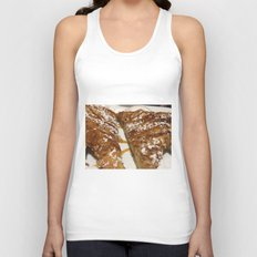 French Toast. Unisex Tank Top