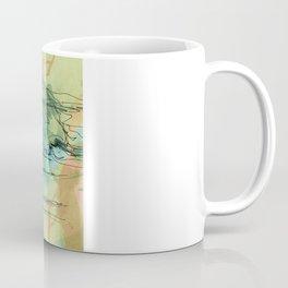 Watercolor for Elephants. Coffee Mug