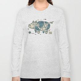 Swineland Long Sleeve T-shirt
