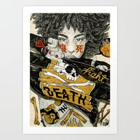 Good Death Art Print