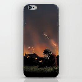 Desolation iPhone Skin