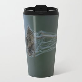 Arctic Cobweb Travel Mug