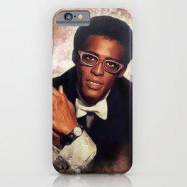 David Ruffin, Music Legend iPhone Case