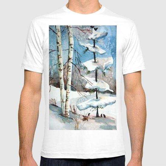 Carol of the Birds T-shirt