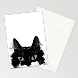 Tuxedo Cat Stationery Cards