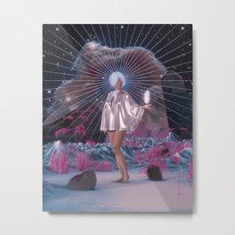 Star Princess Metal Print