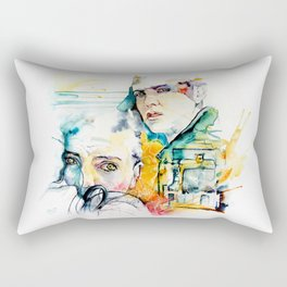 IMPERATOR FURIOSA | Mad Max Inspired Rectangular Pillow