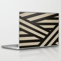decal Laptop & iPad Skins featuring Bandage by Charlene McCoy