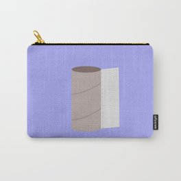 Empty Toilet paper roll Carry-All Pouch