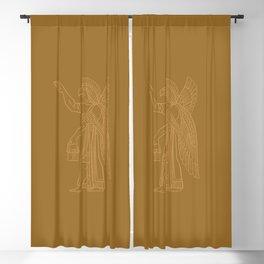 Anunnaki Blackout Curtain