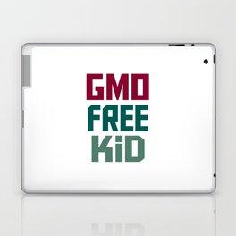 GMO FREE KID Laptop & iPad Skin