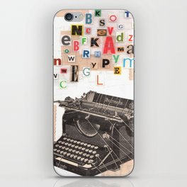Paperback Writer iPhone Skin