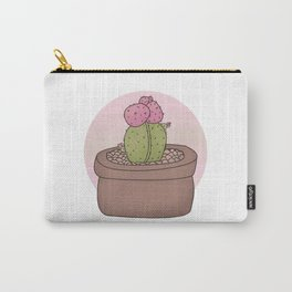 Moon Cactus Guardians Carry-All Pouch