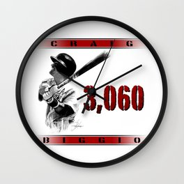 Mr. 3060 Wall Clock