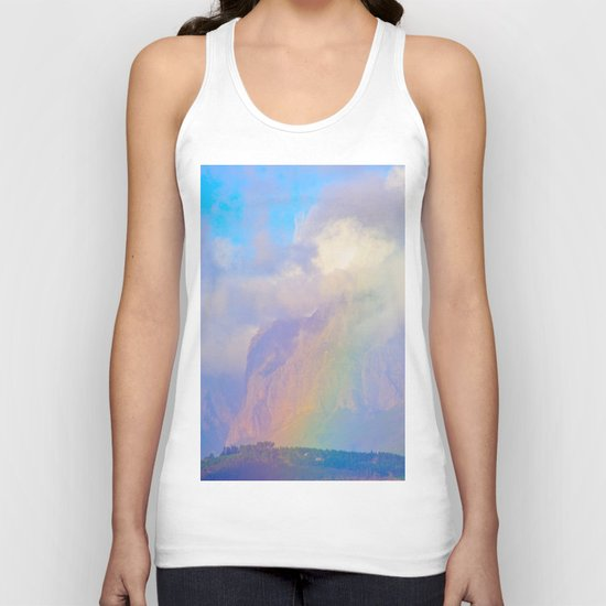 Colors of Hope Unisex Tank Top