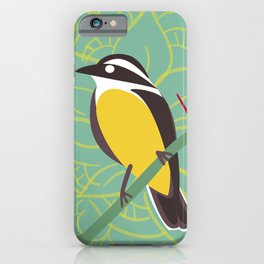 Bicho Feo - Bienteveo iPhone Case