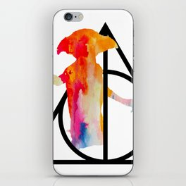 Dobby and the Deathly Hallows iPhone Skin