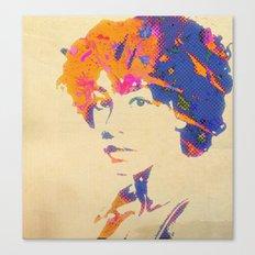 Ode To Corrine Canvas Print