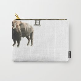 Chinese Zodiac (Ox)  Carry-All Pouch