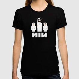 Men in White T-shirt