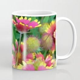 Field of Firewheels Coffee Mug