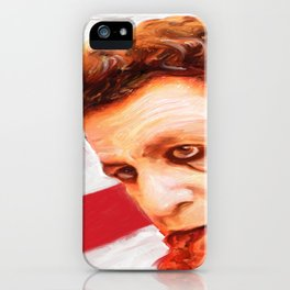 MEAT EATERS iPhone Case