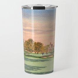 Winged Foot West Golf Course NY Travel Mug
