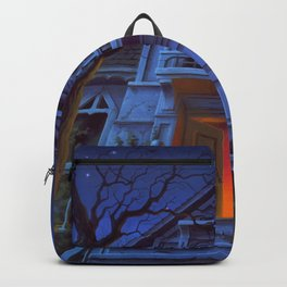 Welcome to Dead House Backpack