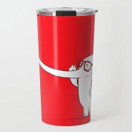 Lonely Traveller Travel Mug